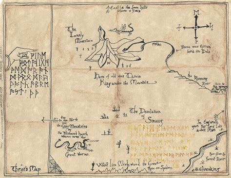 bagend map google search   home tolkien