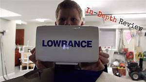 Lowrance Hook 7 Unboxing