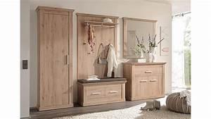 Garderoben Set Shop : garderoben set 1 savona garderobe denmark eiche 5 teilig ~ Sanjose-hotels-ca.com Haus und Dekorationen