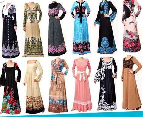 Long Sleeve Muslim Muslimah Islamic Abaya Maxi Dress For