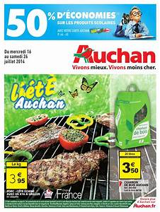 Catalogue Auchan La Defense : auchan catalogue 16 26juillet2014 by ~ Dailycaller-alerts.com Idées de Décoration
