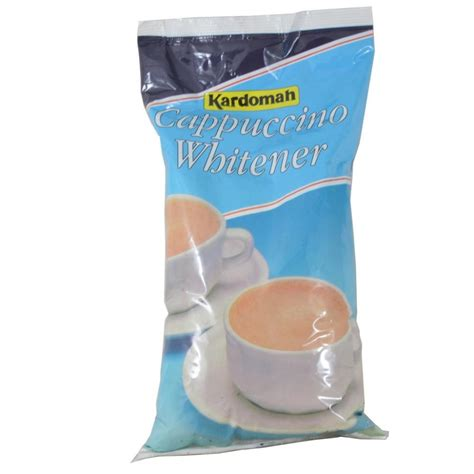 750g cuisine kardomah cappuccino whitener 750g approved food
