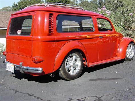 custom volkswagen bus 1959 volkswagen custom bug bus 22192