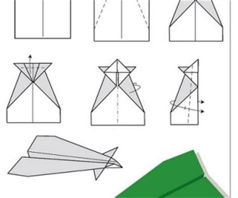 comment faire un avion en papier comment construire un avion en papier