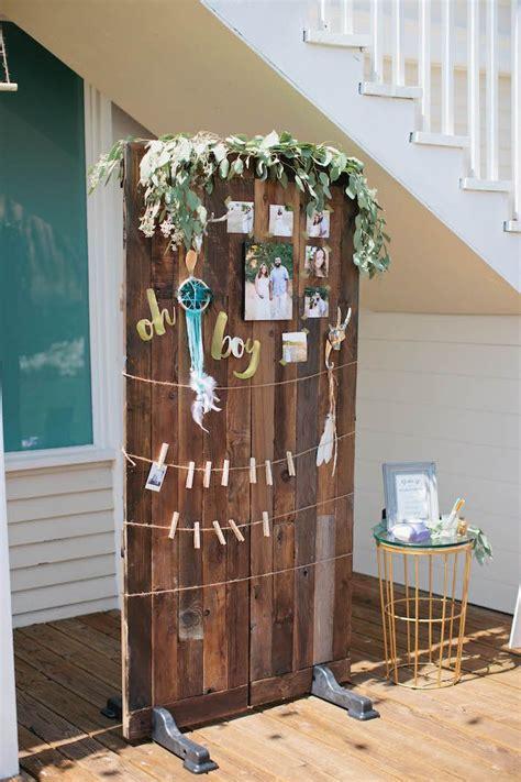 outdoor boho baby shower baby shower ideas boho baby