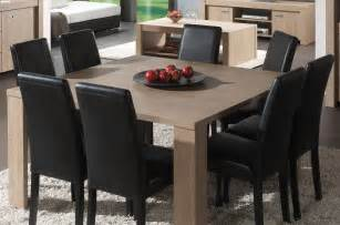 table carree salle a manger table salle manger carree contemporaine