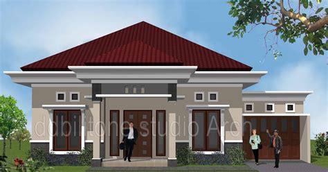 gambarrumah jual gambar desain arsitek rumah tinggal