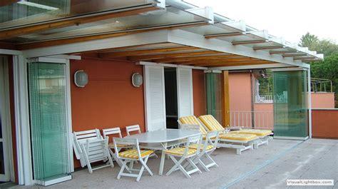 veranda amovibile photogallery balconi e terrazzi