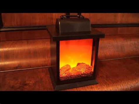 künstliches feuer für kamin led kamin laterne tischkamin feuer leuchteffekt 6 std timer batteriebetrieben led len
