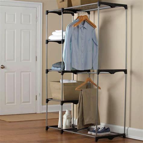 laundry room clothes hanger racks design ideas