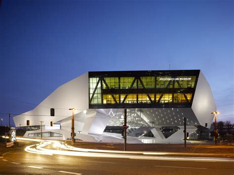 porsche museum  million  visitor record  opening