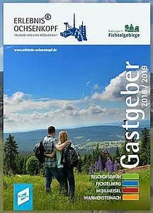Prospekte Online Ansehen : kataloge prospekte erlebnis ochsenkopf im fichtelgebirge bayern ~ Orissabook.com Haus und Dekorationen