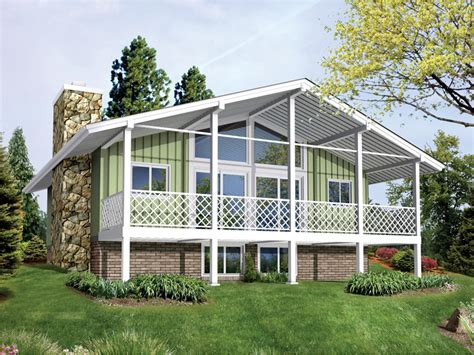 fresh vacation home plans vacation home plans chalet cottage house plans