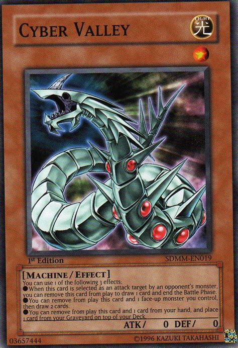 cyber structure deck ocg cyber valley sdmm en019 common 1st edition yu gi