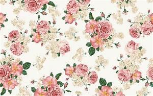 vintage floral wallpaper pattern 2017 - Grasscloth Wallpaper