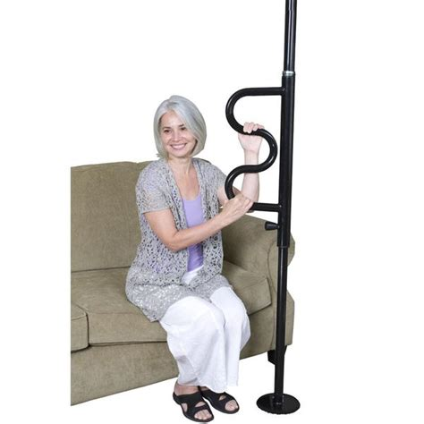 stander security pole  curved grab bar liveoakmedcom