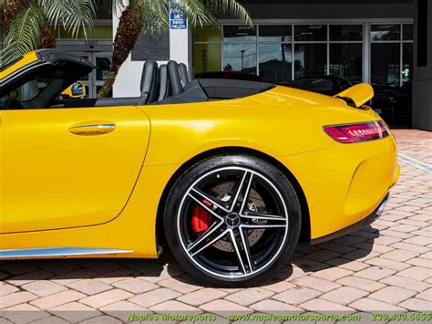 Amg® convertible for sale in the woodlands, tx. 2018 Mercedes-Benz AMG GT Convertible for sale in Naples, FL | Stock #: 20-015164