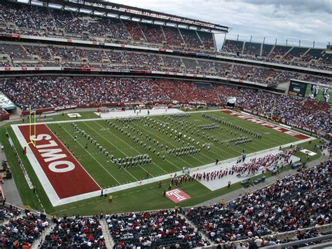 Temple moves ahead with on-campus stadium - Football ...
