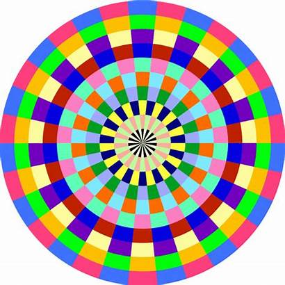 Optical Illusion Giphy Colored Illusions Gifs Moving