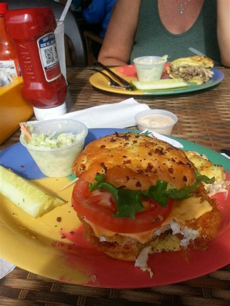 dunedin grouper sandwich florida frenchy ever island eat places tampa outpot bay fl delightful foursquare beach destin tarpon springs clearwater