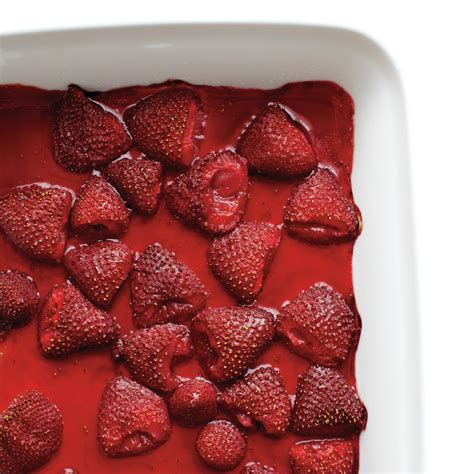 baked strawberries roasted strawberries wstale com