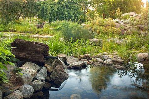 Teich Selber Bauen Eigenes Biotop Anlegen by Das Eigene Biotop Im Garten Der Naturteich Www