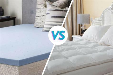 memory foam mattress toppers  pillow top mattress pads