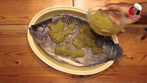 recette de cuisine camerounaise tilapia braise au four food cuisine africaine