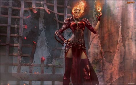 Mtg Worlds Decks by Wallpaper Of The Week Chandra Magic The Gathering