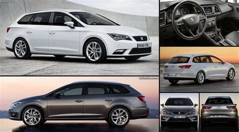 seat leon st  pictures information specs