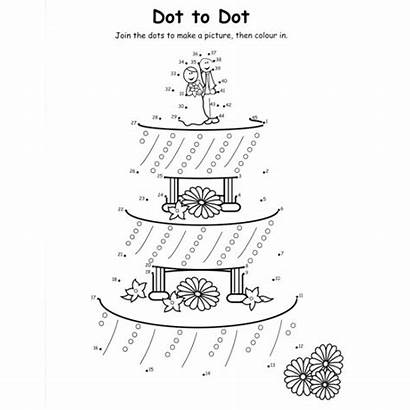 Colouring Books Activity Dots Connect A4 Coloring