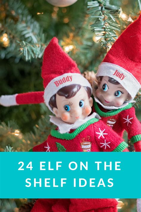 24 Days Of Elf On The Shelf Ideas  Mum, Thats Me