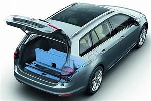 VW Details the Golf Variant, Features Huge Cargo Volume of