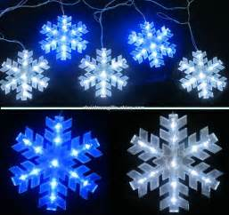 promotional led snowflake light christmas light suppliers china wholesale led snowflake light