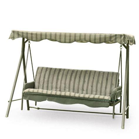 walmart seacliff swing replacement seat cushion rus487k