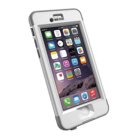 lifeproof iphone 6 lifeproof nu 252 d iphone 6 plus avalanche white iphone cases nl