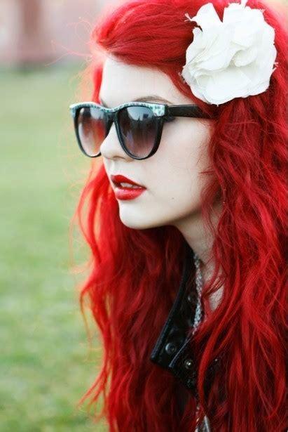 Bright Red Hair Dye Brands Fashion Belief