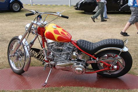Chopper (motorcycle)