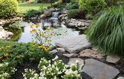 Garten Und Landschaftsbau Quirin by Teichanlagen Quirin Garten Und Landschaftsbau