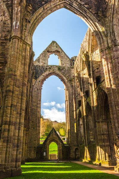 tintern abbey history  historic wales guide