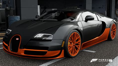 Bugatti Veyron Super Sport Forza Motorsport Wiki