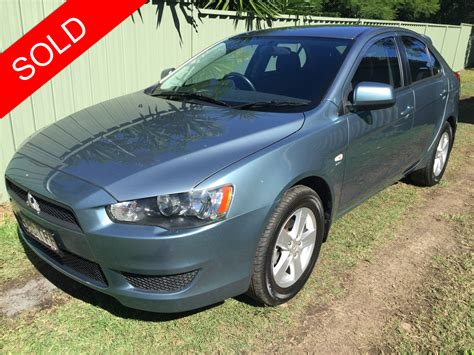 Mitsubishi Lancer Sportback For Sale by 2009 Mitsubishi Lancer Sportback Sold Used Vehicle Sales