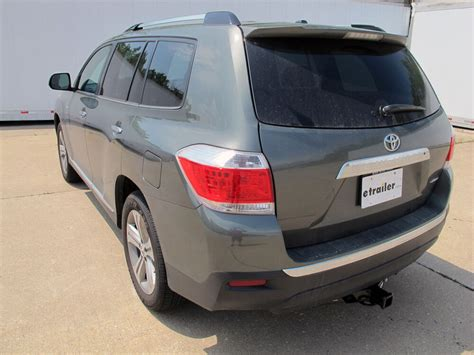 Toyota Highlander Hitch by Trailer Hitch By Draw Tite For 2013 Highlander 75586