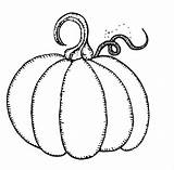 Pumpkin Coloring Outline Pages Printable Drawing Template Templates Clipart Colorings Patch Colouring Preschool Getdrawings Easy Leaf Getcolorings sketch template
