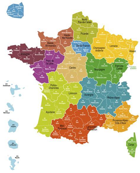 Nouvelle Carte De Par Region by Carte Quelles Vont 234 Tre Les Futures Pr 233 Fectures De R 233 Gion