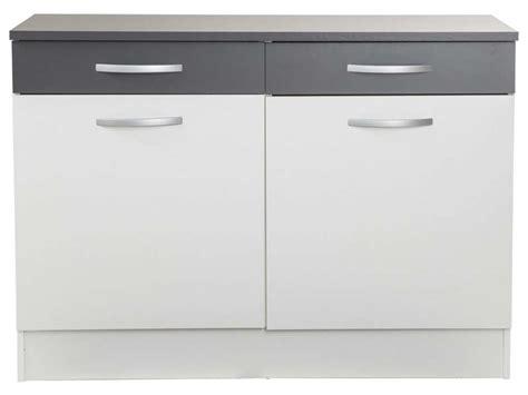 tiroir cuisine ikea meuble bas 120 cm 2 portes 2 tiroirs
