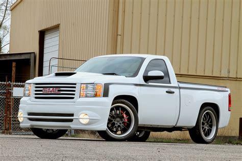 the modern muscle truck lsx454 powered gt454 gmc sierra
