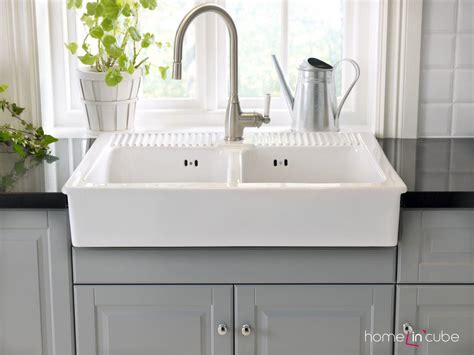 Ikea Bathroom Sinks Australia by Baterie A Dřezy Do Venkovsk 253 Ch Kuchyn 237 Homeincube