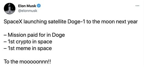 Dogecoin slides 10% after Elon Musk's SpaceX launches the ...