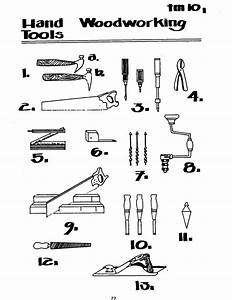 woodwork woodworking hand tools list pdf plans With 14 basic electrical tools that every electrician needs